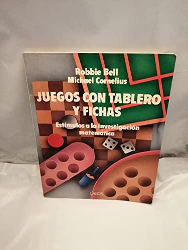 9788433551474: Juegos con tablero y fichas. Estímulos a la investigación matemática