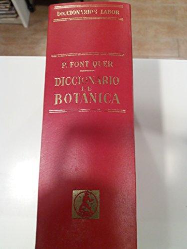 9788433558046: Diccionario de Botanica (2t) (Spanish Edition)