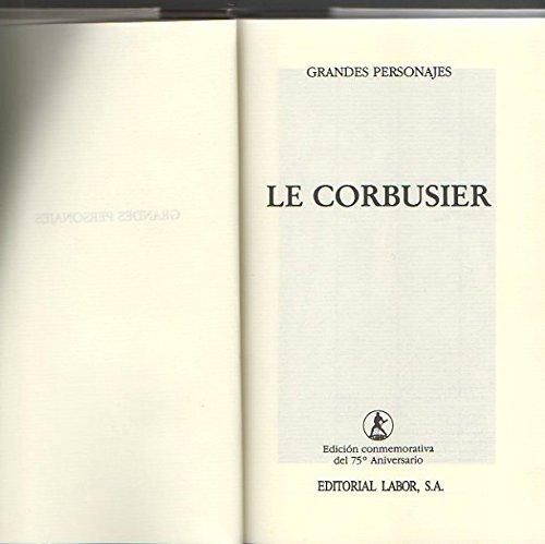 9788433571656: LE CORBUSIER.