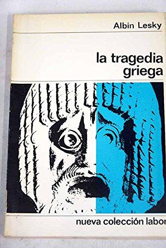 9788433580092: Tragedia griega, la