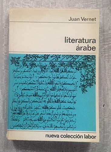 9788433580177: Literatura Arabe (Spanish Edition)
