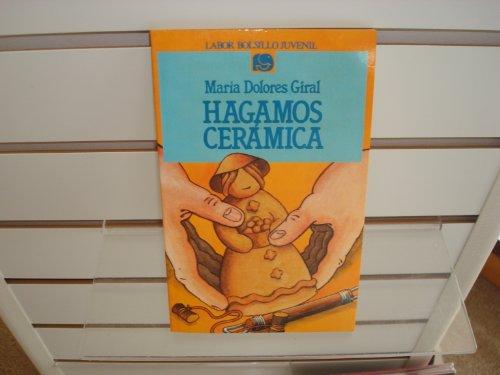 9788433584359: Hagamos Ceramica