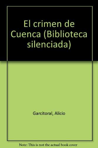 9788433601865: El crimen de Cuenca (Biblioteca silenciada)
