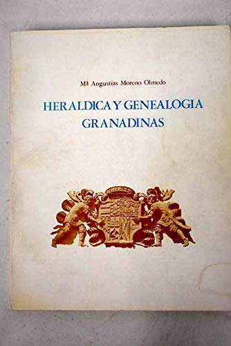 9788433800237: Heraldica y genealogia granadinas (Spanish Edition)