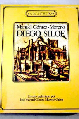9788433808165: Diego Siloe