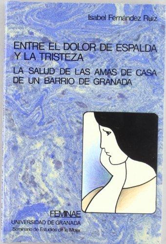 Entre el dolor de espalda y tristeza: Fernández Ruiz, Isabel