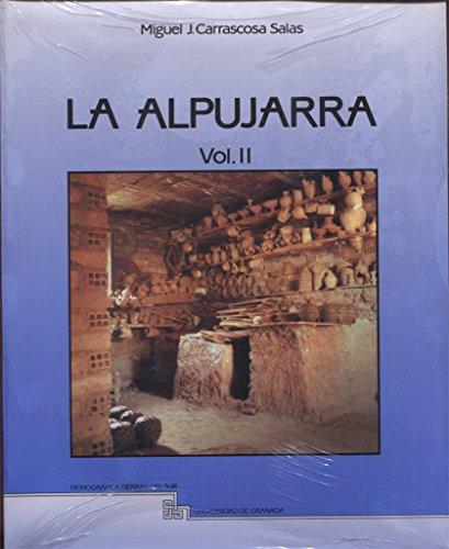 9788433816405: Alpujarra,La (2 Vols) (Tierras del Sur)