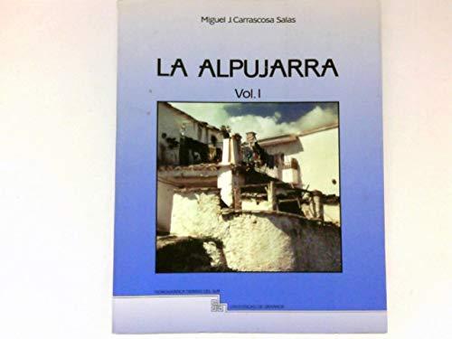 9788433816412: Alpujarra, la.; t.1 (Tierras del sur)