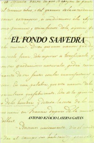 9788433820624: El fondo de Saavedra (Fuera de Colección)