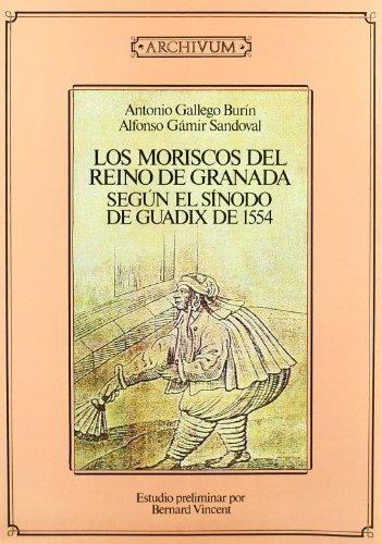 9788433821942: Los moriscos del reino de Granada