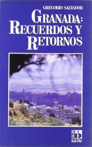 9788433822048: Granada: recuerdos y retornos (Fuera de Colección)