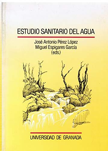 9788433825292: Estudio Sanitario Del Agua - 2ª Edición