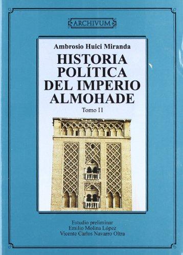9788433826602: Historia política del Imperio Almohade