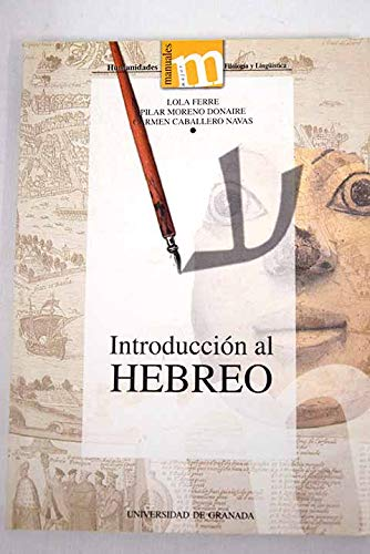 9788433827739: Introduccion al hebreo