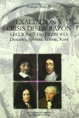 EXALTACION Y CRISIS DE LA RAZON - BORREGO,ENRIQUE