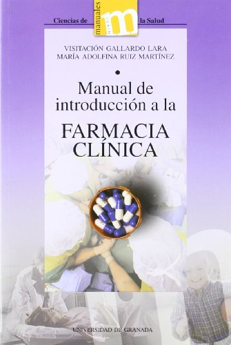 9788433830791: MANUAL DE INTRODUCCION A LA FARMACIA CLINICA