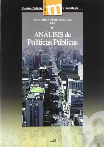 9788433837622: Análisis de políticas públicas