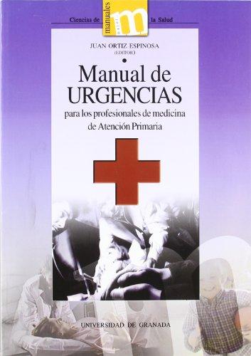 9788433845962: Manual de urgencias para los profesionales de Medicina de atención primaria