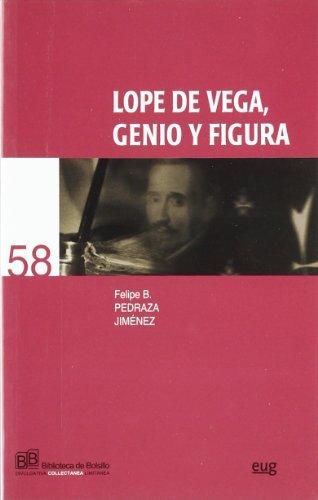 9788433848079: Lope De Vega, genio y figura (Biblioteca de Bolsillo)