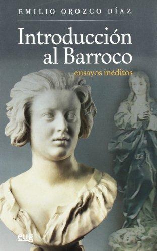 9788433850638: Introducción al Barroco: Ensayos inéditos (Fuera de Colección)