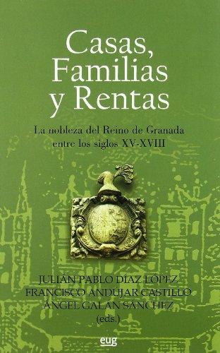 9788433851352: CASAS FAMILIAS Y RENTAS