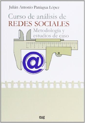 9788433854735: Curso De Análisis De Redes Sociales. Metodología Y Estudios De Caso (Monográfica)