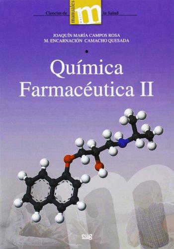 QUÍMICA FARMACÉUTICA II: CAMPOS ROSA, JOAQUÍN