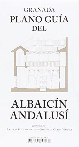 9788433857866: Granada. Plano Guía Del Albaicín Andalusï (En coedición con la Fundación El Legado Andalusí)