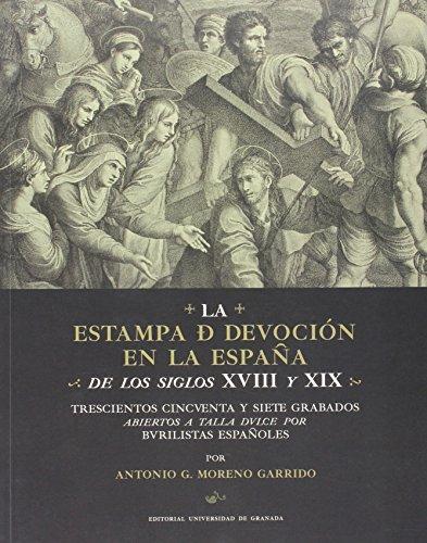 9788433857958: Estampa De Devoci�n En La Espa�a De Los Siglos Xviii Y Xix,La (Fuera de Colecci�n)