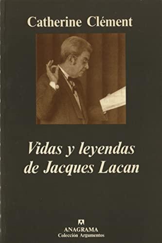 9788433900647: Vidas y Leyendas de Jacques Lacan (Spanish Edition)
