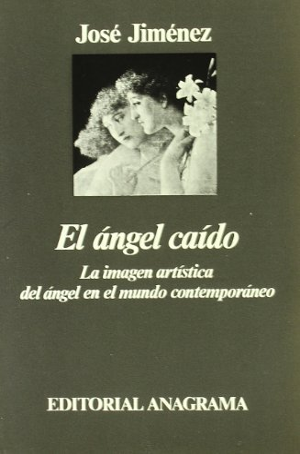 9788433900685: El ángel caído: La imagen artística del ángel en el mundo contemporáneo (Colección Argumentos) (Spanish Edition)