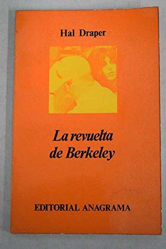 9788433901071: La revuelta de Berkeley
