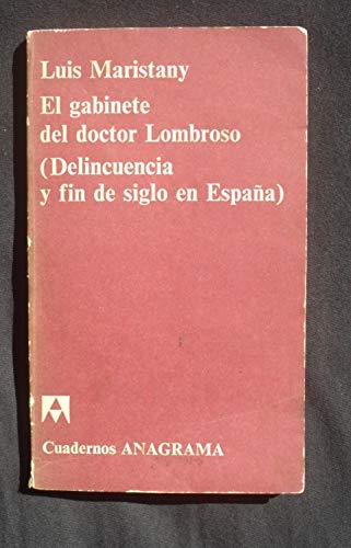 9788433903464: Gabinete del doctor lombroso, el