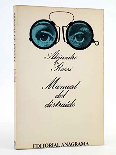 9788433904324: Manual del Distraido (Spanish Edition)