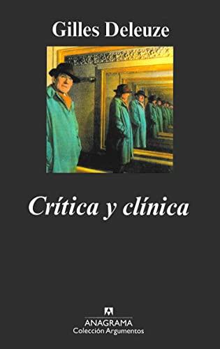 9788433905246: Critica y Clinica (Spanish Edition)