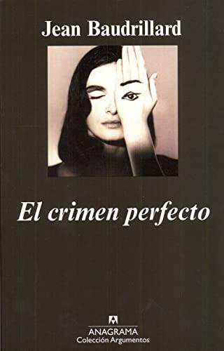 9788433905314: El Crimen Perfecto (Argumentos)