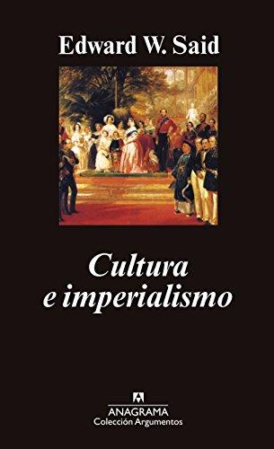 9788433905376: Cultura e imperialismo (Argumentos)