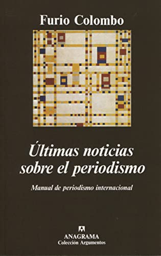 9788433905383: Ultimas Noticias Sobre El Periodismo (Spanish Edition)