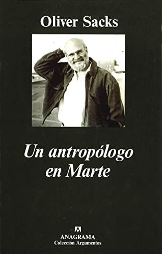 9788433905406: Un antropólogo en Marte: Siete relatos paradógicos (Argumentos)
