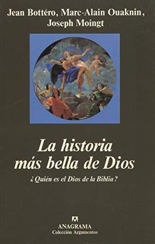 9788433905581: La historia más bellla de Dios, ¿Quién es el Dios de la Biblia?
