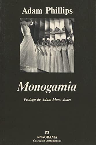 Monogamia (Spanish Edition): Phillips, Adam