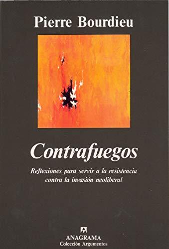 9788433905710: Contrafuegos (Spanish Edition)