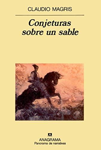 9788433906434: Conjeturas sobre un sable (Spanish Edition)