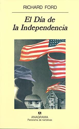 9788433908308: El día de la Independencia (Panorama de narrativas)