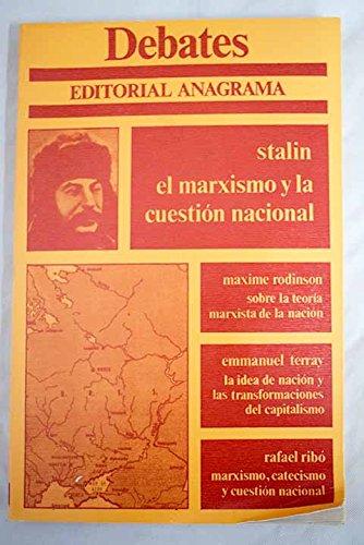 9788433909053: Marxismo y la cuestion nacional, el