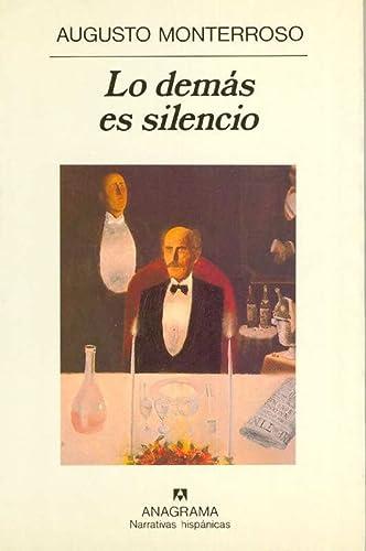 9788433909299: Demas Es Silencio, Lo (Spanish Edition)