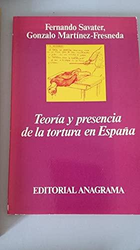 9788433911124: Teoria y presencia de la tortura en España (Colección ibérica)