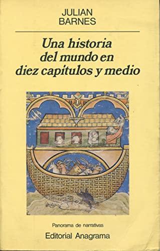 9788433911278: Una Historia del Mundo En Diez Capitulos y Medio (Spanish Edition)