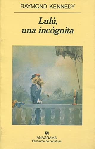 9788433911308: Lulu, una incognita (Spanish Edition)