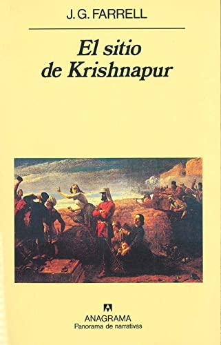 9788433911377: El sitio de Krishnapur